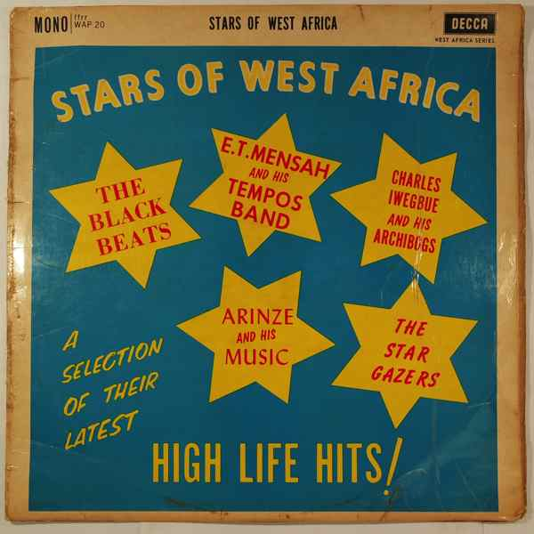 Various Stars of West Africa