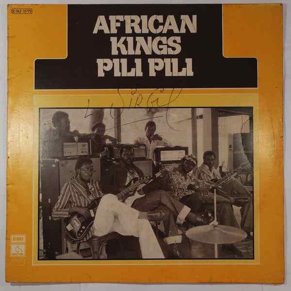 African Kings Pili pili