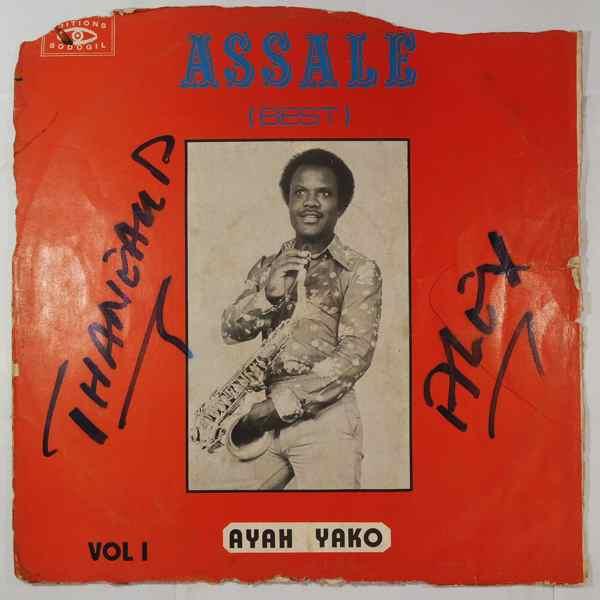 Assale Ayah yako! Vol. 1