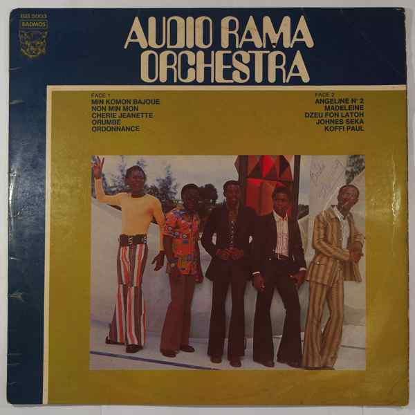 Audio Rama Orchestra Same