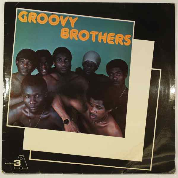 GROOVY BROTHERS DE BASSE POINTE - Same - LP