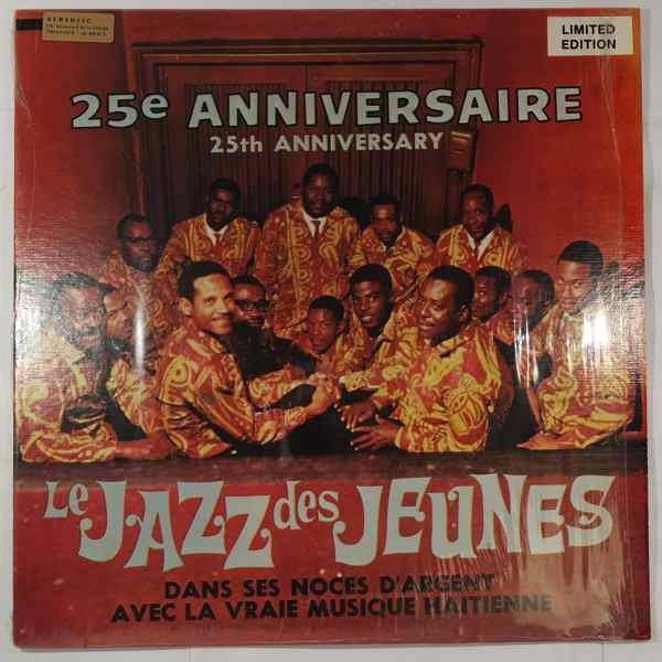 Le Jazz des Jeunes 25e Anniversaire