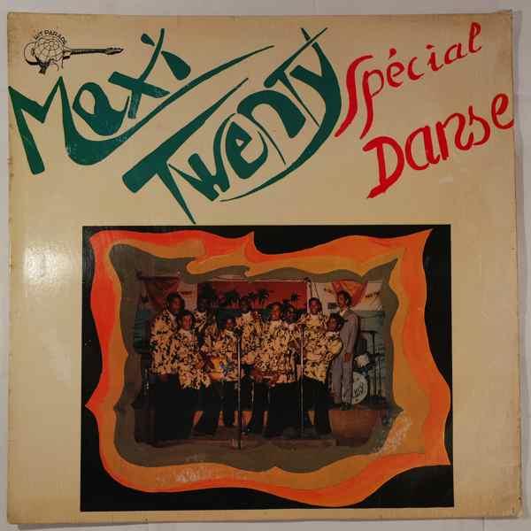LES MAXI-TWENTY - Special Danse - LP
