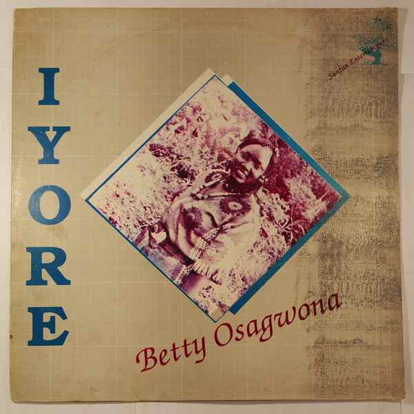 BETTY OSAGWONA - Iyore - LP