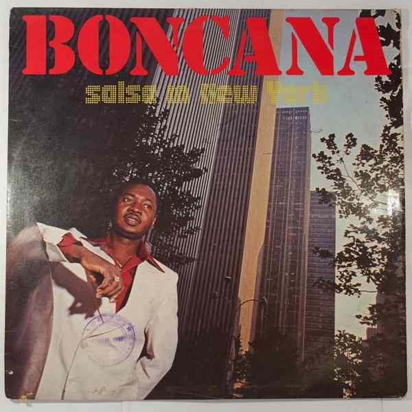 BONCANA MAIGA - Salsa in New York - LP