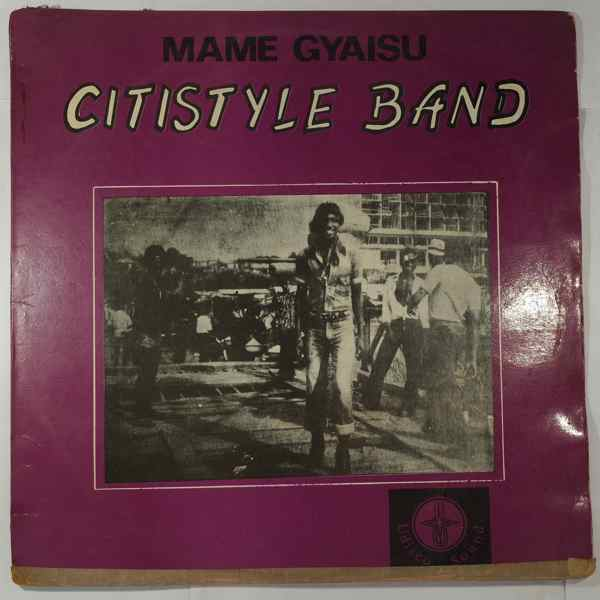 CITISTYLE BAND - Mame Gyaisu - LP