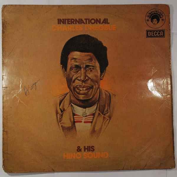 INTERNATIONAL CHARLES IWEGBUE AND HIS HINO SOUND - Same - LP