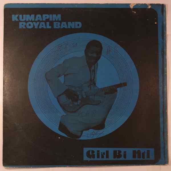 KUMAPIM ROYALS BAND - Girl bi nti - LP