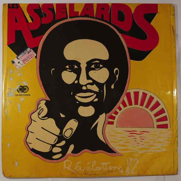 LES ASSELARDS - Same - LP