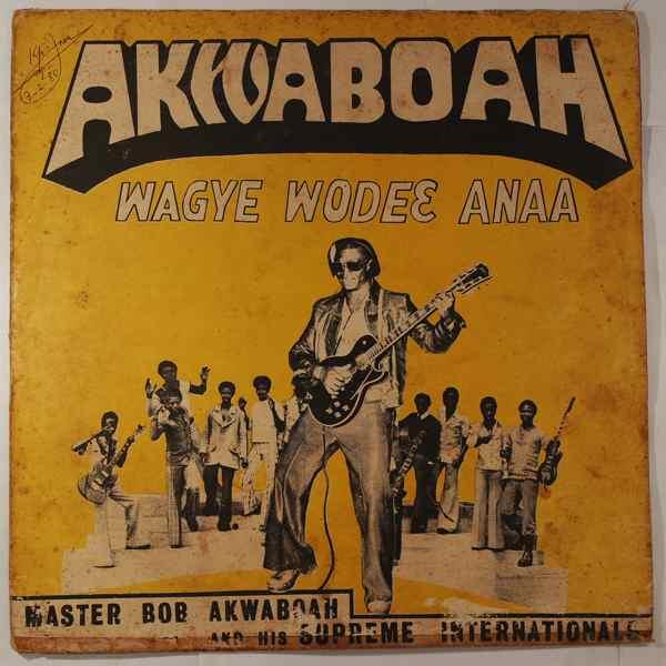 Master Bob Akwaboah Wagye wodec anaa