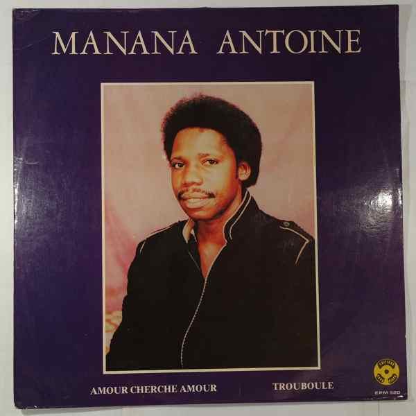 MANANA ANTOINE - Same - LP