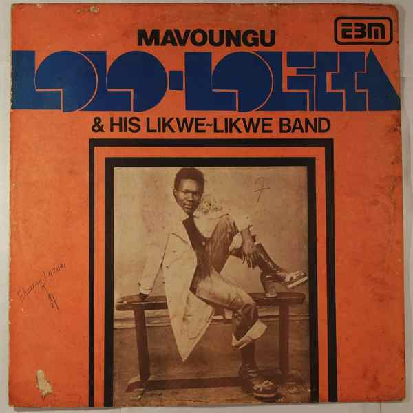 MAVOUNGU LOLO-LOLITA - Ambiance a Abidjan - LP