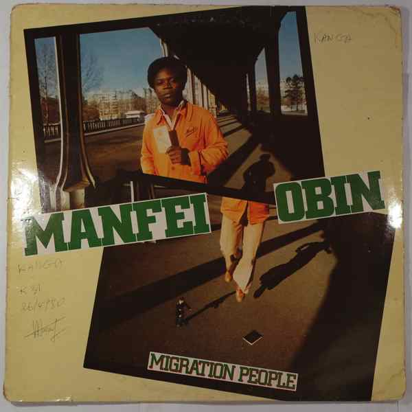 MANFEI OBIN - Migration people - LP
