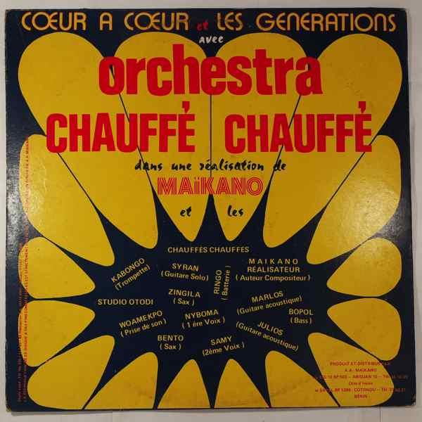 Orchestra Chauffe Chauffe CÏur a cÏur