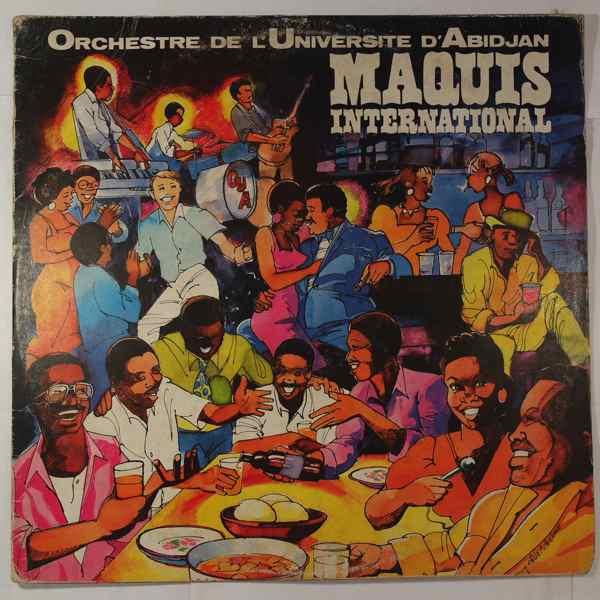 Orchestre de l'Universite d'Abidjan Maquis international