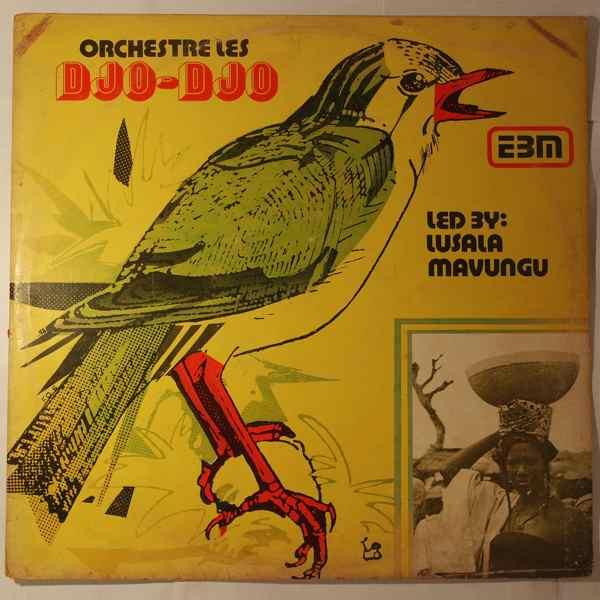 ORCHESTRE LES DJO-DJO - Same - LP
