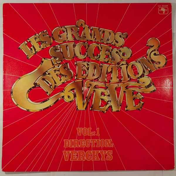 VARIOUS - Les grands succes des editions Veve Vol. 1 - LP
