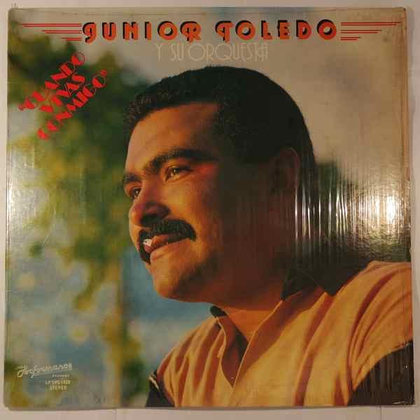 JUNIOR TOLEDO - Cuando vivas conmigo - LP