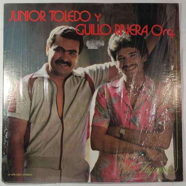 Junior Toledo y Guillo Rivera Se fugaron