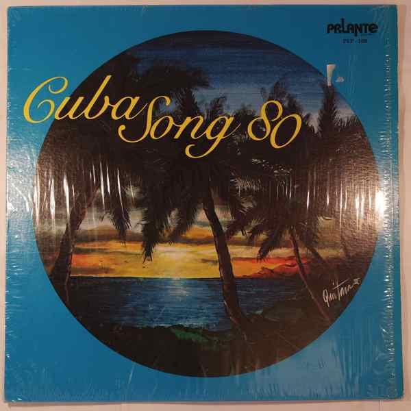 ORQUESTA CUBA SONG 80 - Same - LP