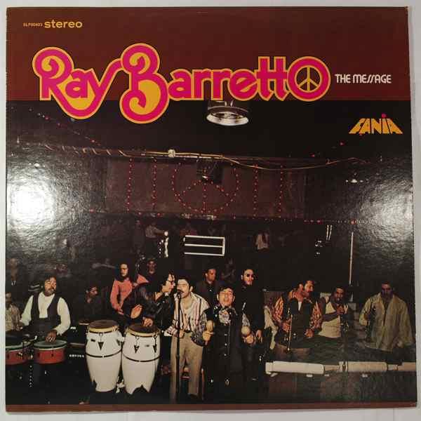 RAY BARRETTO - The Message - LP