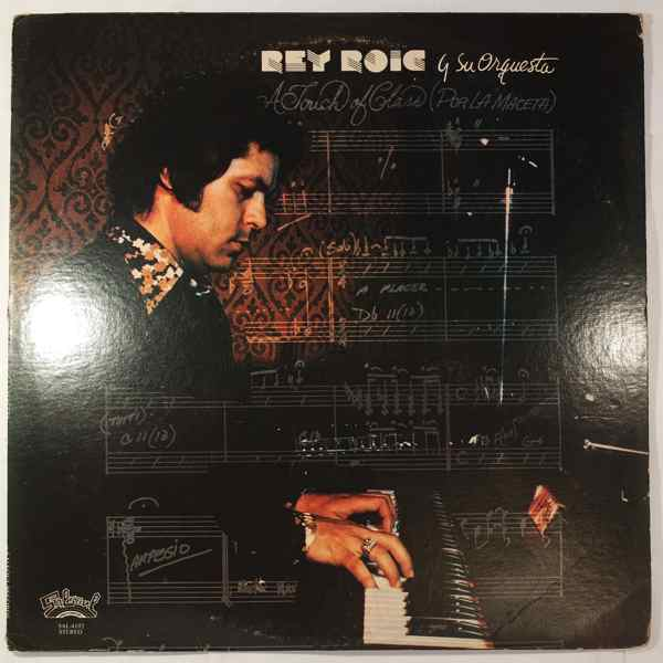 REY ROIG Y SU ORCHESTRA - A Touch Of Class - LP