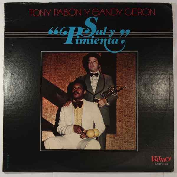 Tony Pabon Y Sandy Ceron Sal Y Pimienta
