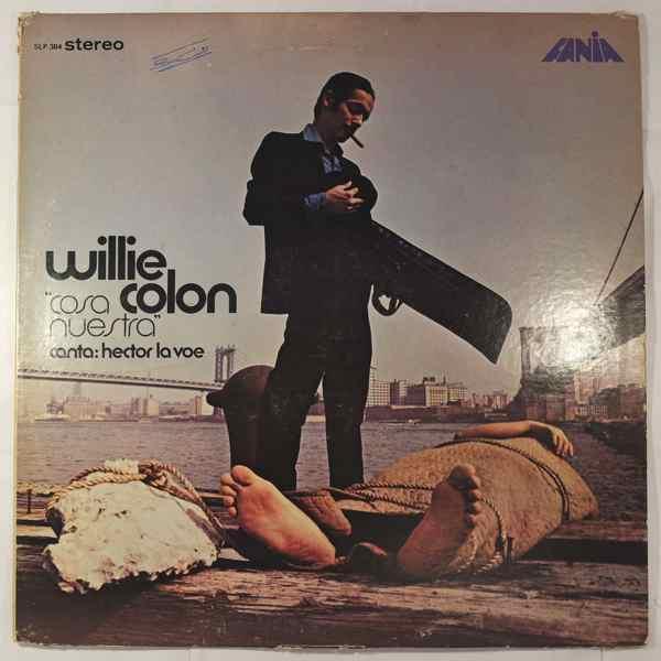 Willie Colon Cosa Nuestra