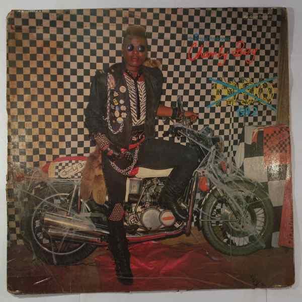 CHARLY BOY - 1990 - LP