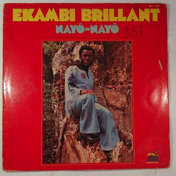 EKAMBI BRILLANT - Nayo nayo - LP