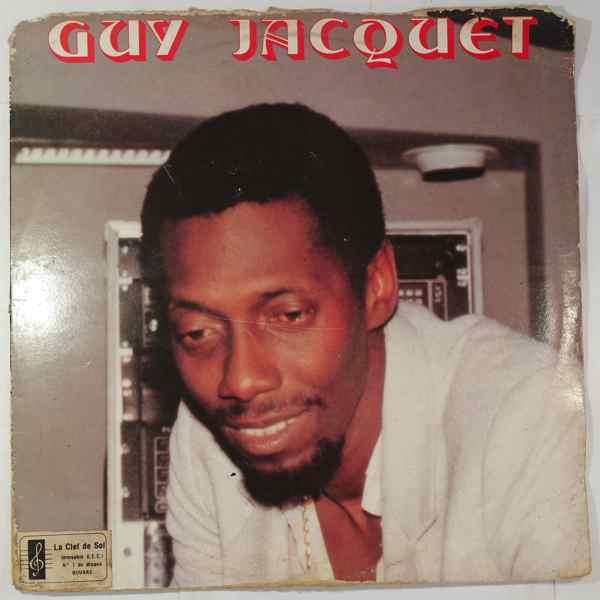 GUY JACQUET - Same - LP