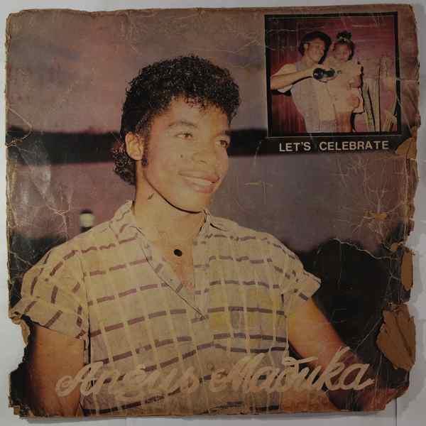 ANGUS MADUKA - Let's celebrate - LP