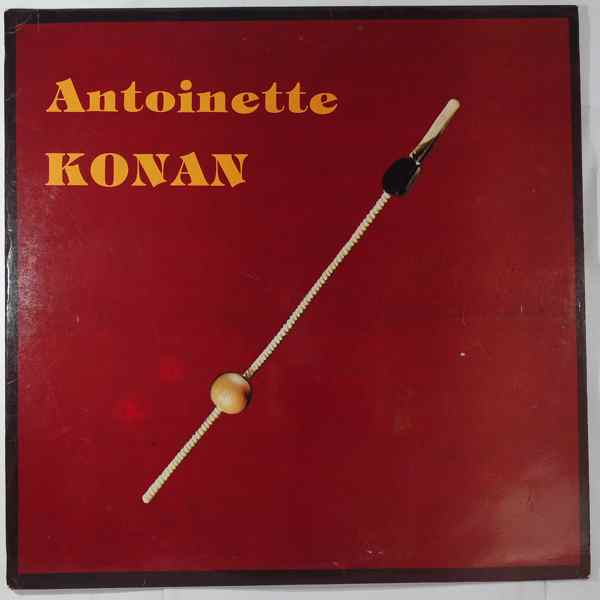 ANTOINETTE KONAN - Same - LP