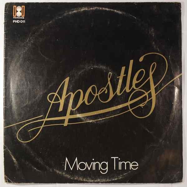 APOSTLES - Moving time - LP