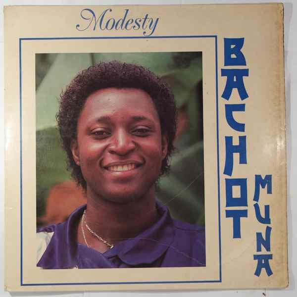 BACHOT MUNA - Modesty - LP
