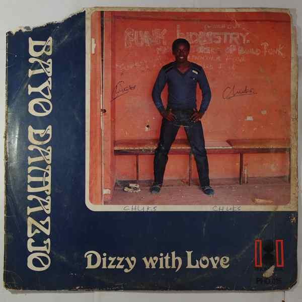 Bayo Damazio Dizzy with love