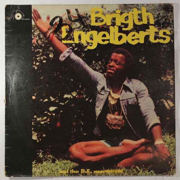 BRIGHT ENGELBERTS & THE B.E. MOVEMENT - Same - LP