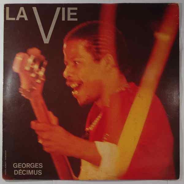 GEORGES DECIMUS - La vie - LP