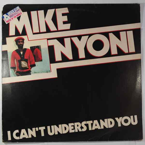 Mike Nyoni I can't understand you