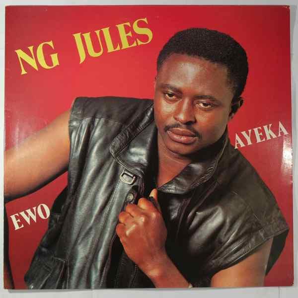 NG Jules Ewo ayeka