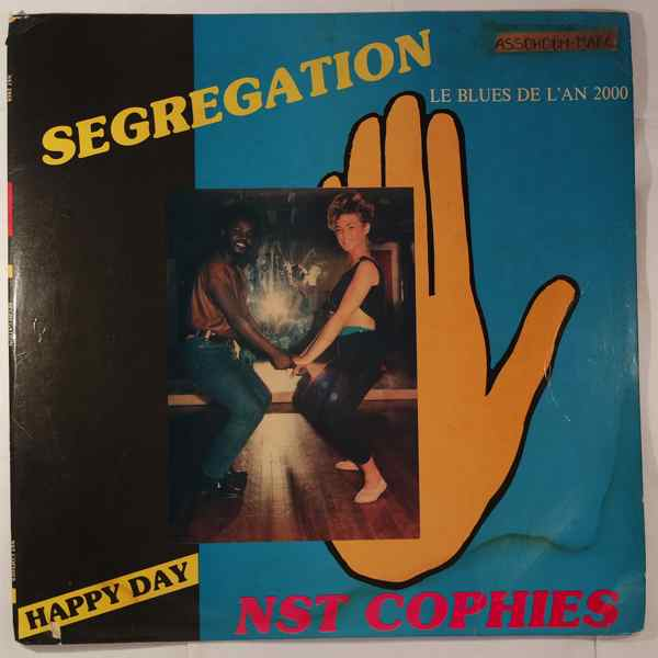 NST COPHIES - Segregation - LP