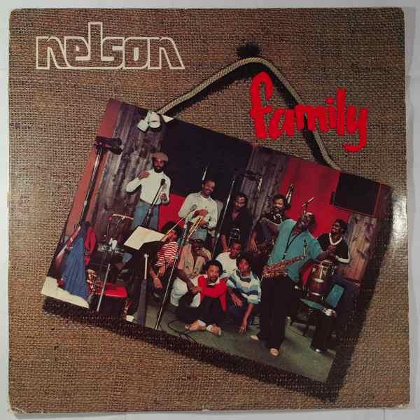 NELSON FAMILY - Same - LP