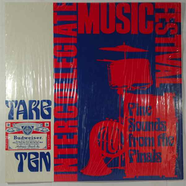 VARIOUS - Intercollegiate Music Festival - LP
