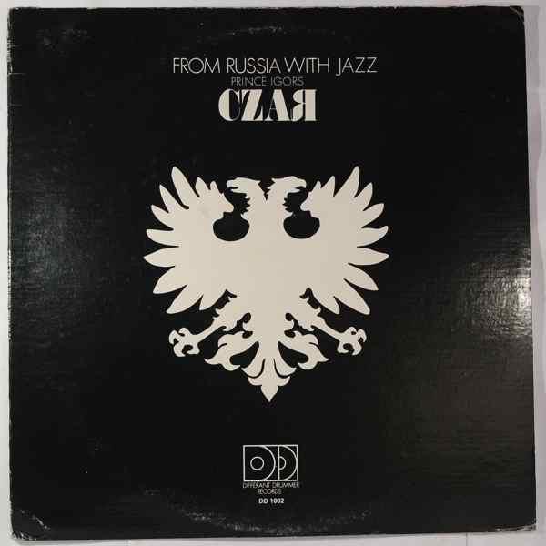 PRINCE IGOR'S CZAR - From Russia With Jazz - LP