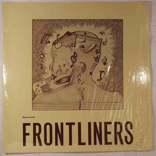 VARIOUS - Black United Frontliners - LP