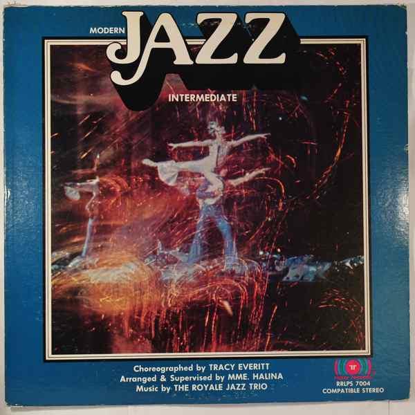 THE ROYALE JAZZ TRIO - Modern Jazz Intermediate - LP