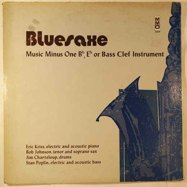 ERIC KRISS - Blue Saxe - LP