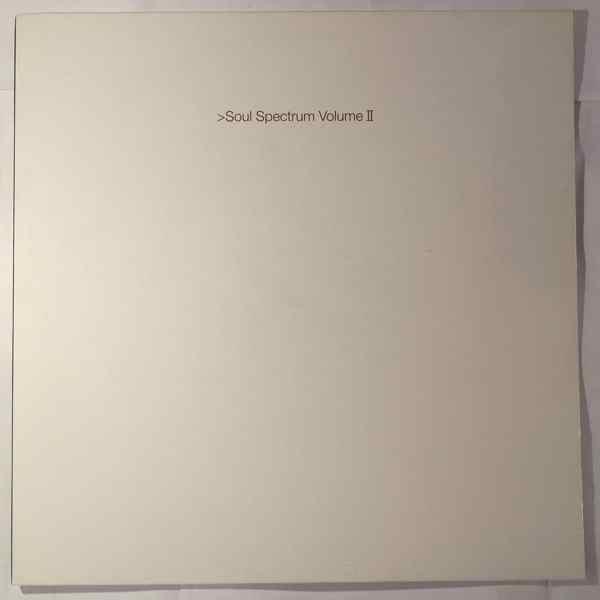 VARIOUS - Soul Spectrum Volume II - LP x 2