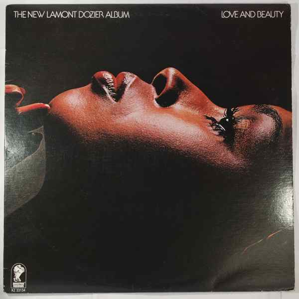 LAMONT DOZIER - Love And Beauty - LP