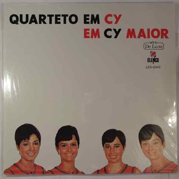 QUARTETO EM CY - Em Cy Maior - LP